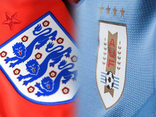 Inglaterra y Uruguay son multados por FIFA