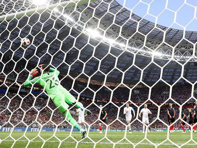 El de Tripier de los goles más rápidos en semifinales de Mundiales