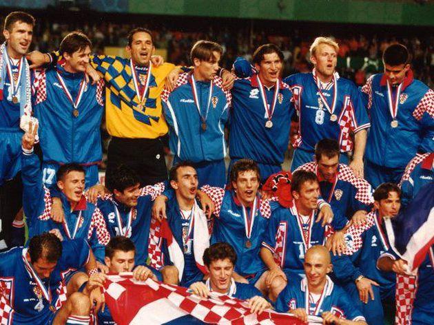 Federación croata invitó a seleccionados de 1998 a ver la final