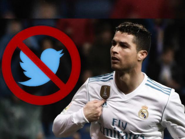 real madrid pierde un millones de seguidores en twitter tras salida de cristiano ronaldo