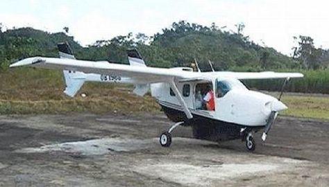 Una avioneta boliviana con droga. Foto: Referencial https://peru21.pe