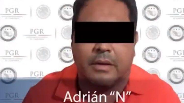 El detenido tenía 43 años y operaba en el destino turístico de Puerto Vallarta