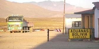 Entregarán a la Aduana de Bolivia 82 autos incautados al contrabando