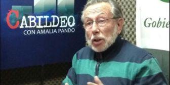 Del Granado dice que Mesa es víctima de persecución judicial