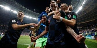 Efecto Mundial: el impactante crecimiento en la cotización de los jugadores de Croacia tras la final de Rusia