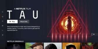 Netflix trae una nueva interfaz a los televisores buscando la simplicidad y efectividad