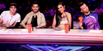 Los participantes de Factor X revelan curiosidades de sus mentores