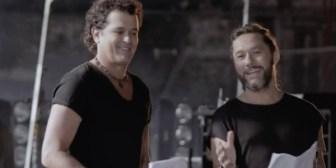 Diego Torres presentó el video que grabó con Carlos Vives y Natalie Pérez