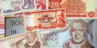 En 2017 se incautaron 121.000 billetes falsos en Bolivia