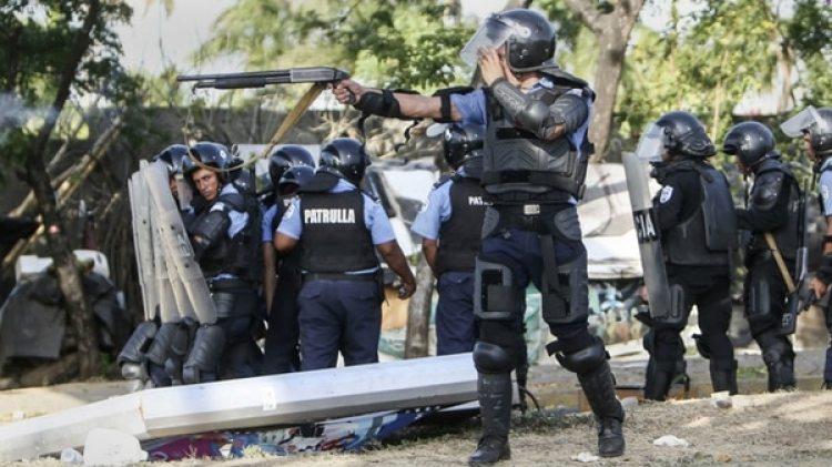 La represión en Nicaragua dejó más de 350 muertos