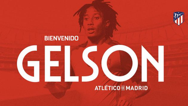 Gelson Martins: 'Decidí fichar por el Atlético por Simeone'