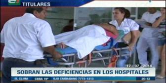 Video titulares de noticias de TV – Bolivia, noche del martes 17 de julio de 2018