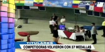 Video titulares de noticias de TV – Bolivia, noche del jueves 19 de julio de 2018