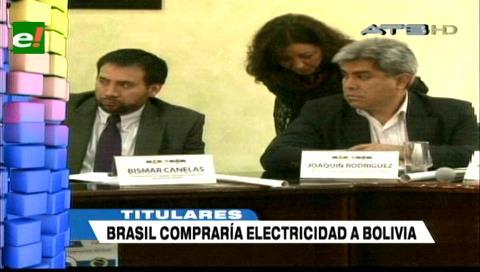 Video titulares de noticias de TV – Bolivia, noche del jueves 5 de julio de 2018