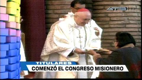 Video titulares de noticias de TV – Bolivia, noche del martes 10 de julio de 2018