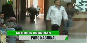 Video titulares de noticias de TV – Bolivia, noche del lunes 16 de julio de 2018