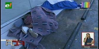 Vecinos denuncian la proliferación de niños en situación de calle