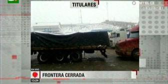 Video titulares de noticias de TV – Bolivia, mediodía del sábado 21 de julio de 2018