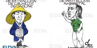 Caricaturas de Bolivia del martes 10 de julio de 2018