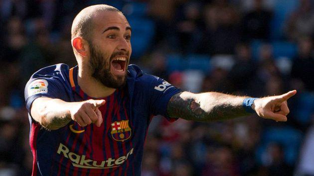 El Sevilla ata a Aleix Vidal