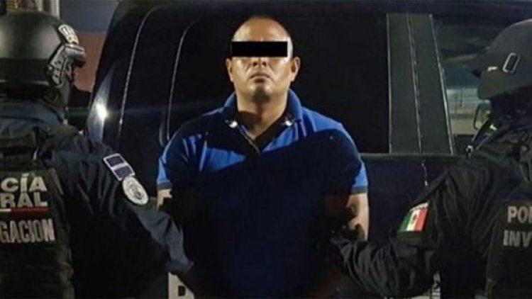 Según informaron las autoridades, el presunto criminal fue capturado sin efectuar un solo disparo en Puerto Vallarta, en el Pacífico mexicano