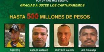 Golpe al narcotráfico en Colombia: cayó el segundo al mando del Clan del Golfo