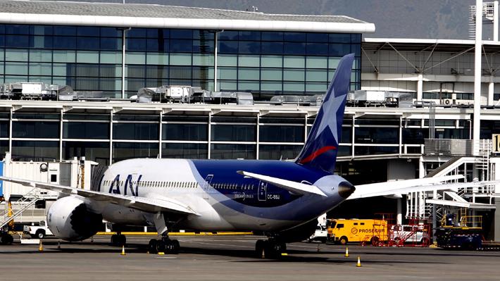 Adolescente chilena muere en un vuelo entre Miami y Santiago
