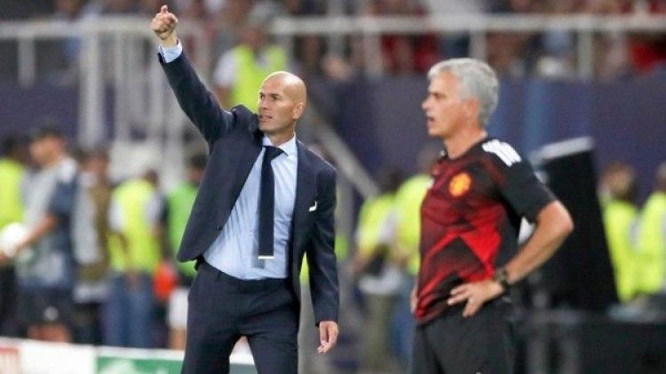 Zidane consiguió 3 Champions League consecutivas