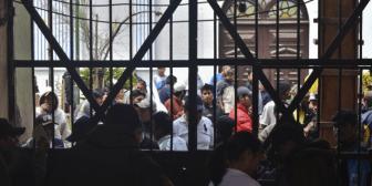 Ramiro Llanos: siempre hemos salido mal parados en la visita de comisiones a las cárceles de Bolivia