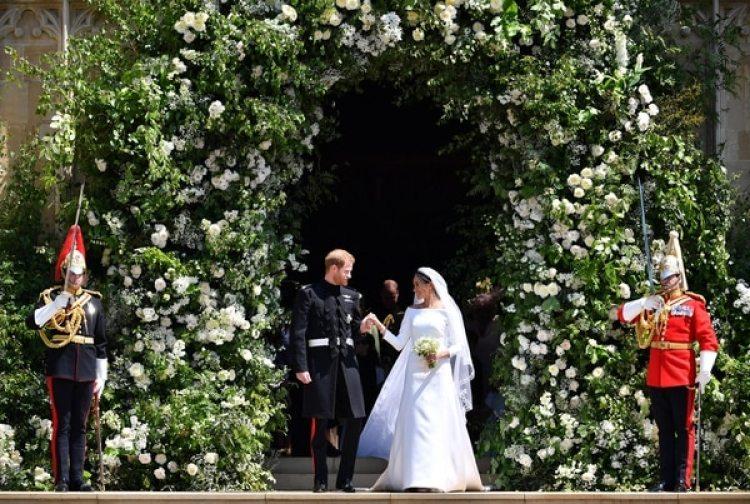 Meghan Markle no habla con su padre desde la boda real en mayo (AFP)