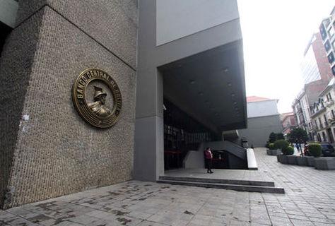 Edificio del Banco Central de Bolivia (BCB). Foto: archivo