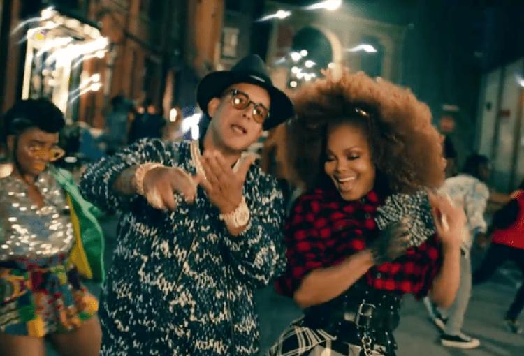 """Janet Jackson lanzó su nuevo tema, """"Made for Now"""" en colaboración con Daddy Yankee"""