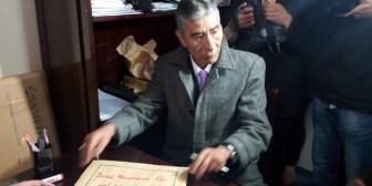 Primer postulante a Fiscal General de Bolivia plantea pena de muerte a corruptos