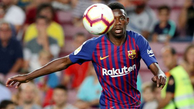 Barcelona paga otros cinco millones de euros al Borussia Dortmund por Dembelé