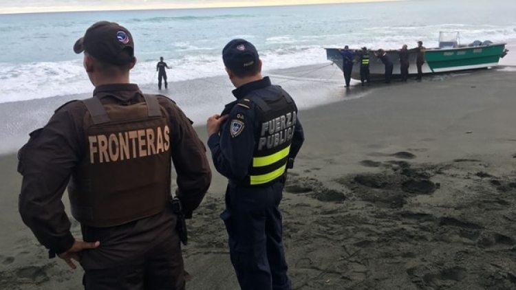En los últimos años la violencia en Costa Rica aumentó a consecuencia del narcotráfico.
