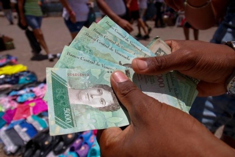 Los nuevos billetes que circularán.