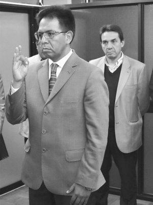 JOHNNY MORALES, VICEMINISTRO POLÍTICA TRIBUTARIA.