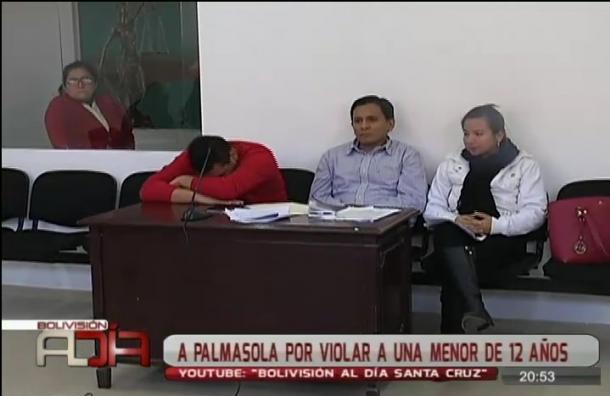 Sujeto es enviado a Palmasola por violar a una menor de 12 años