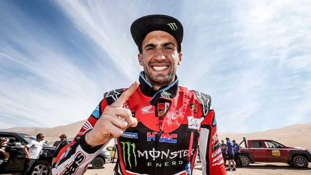 De subcampeón del Dakar a líder del Mundial de motos