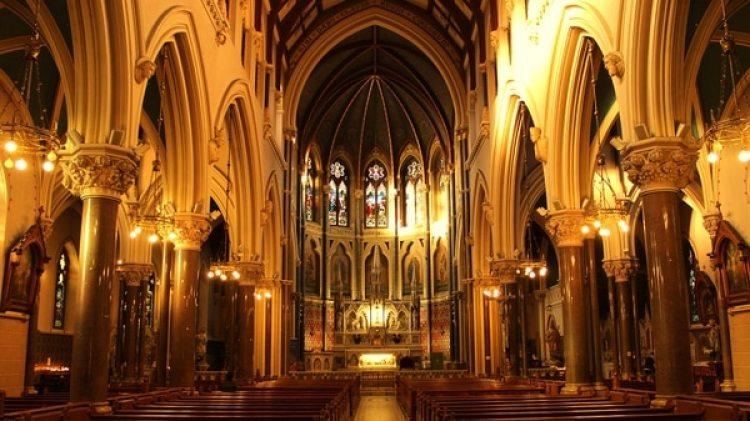 La Iglesia en Irlanda también se ha visto afectada por los escándalos de abusos sexuales (Getty Images)
