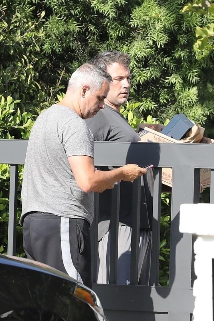 Affleck estuvo el año pasado en centro de rehabilitación para tratar su alcoholismo (Grosby Group)