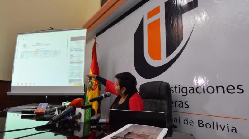 La UIF reporta que 22 autoridades renunciaron al secreto bancario