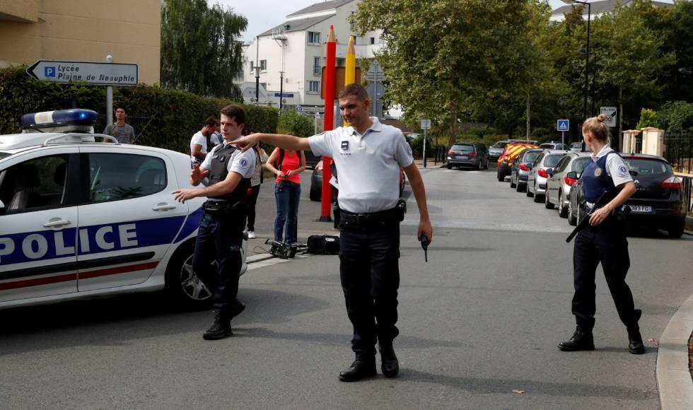 Ataque en Paris