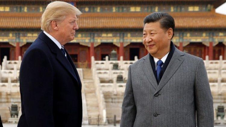 Donald Trump y Xi Jinping. (REUTERS/Jonathan Ernst)