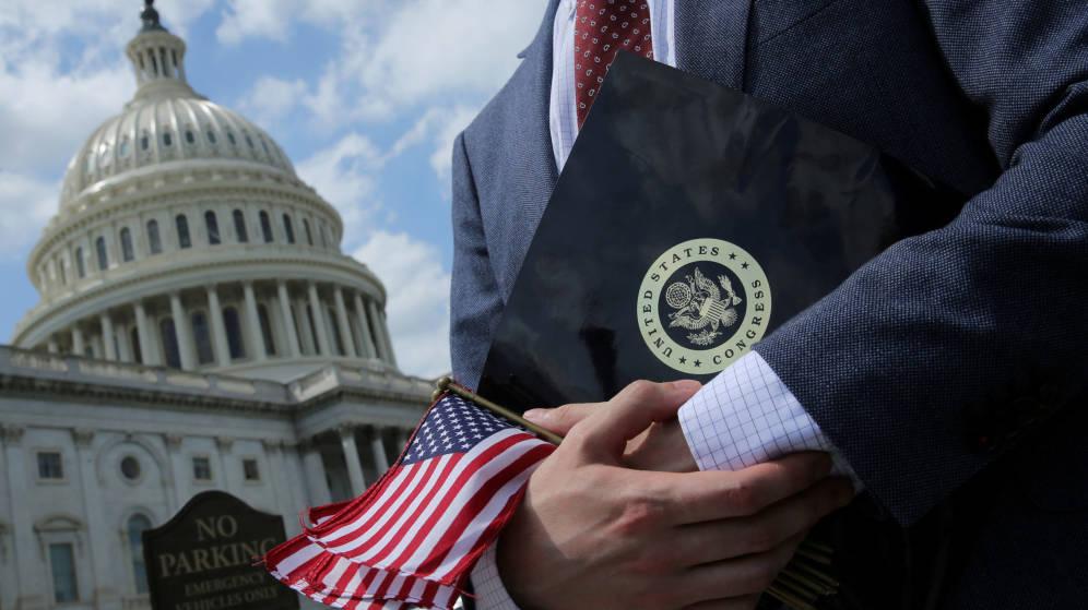 Foto: Capitolio de Estados Unidos, en Washington. (Reuters)