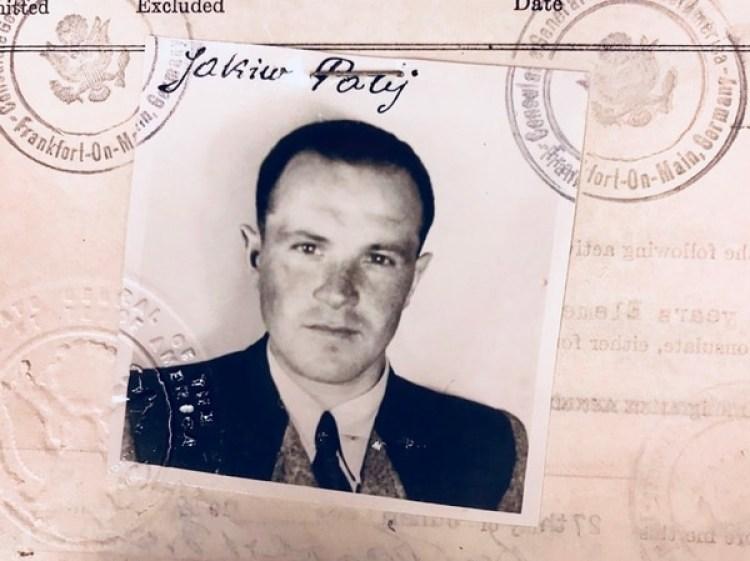 """Jakiv Palij fue acusado por los Estados Unidos de complicidad en el asesinato de siete mil judíos cuando ejercía de guardia """"voluntario""""en el campo de concentración nazi de Trawniki"""