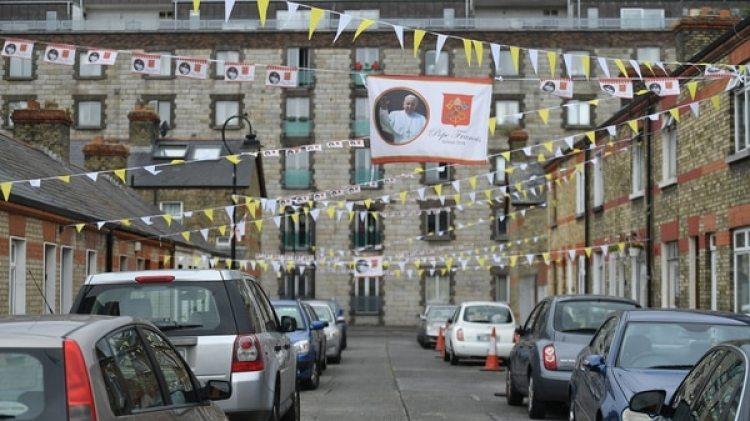 Irlanda se prepara para la visita, este fin de semana, del papa Francisco (Reuters)