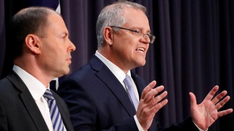 El nuevo primer ministro, Scott Morrison, prometió estabilidad y unidad (Reuters)