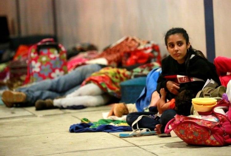 La situación en la fronteras es preocupante.(REUTERS/Douglas Juarez)