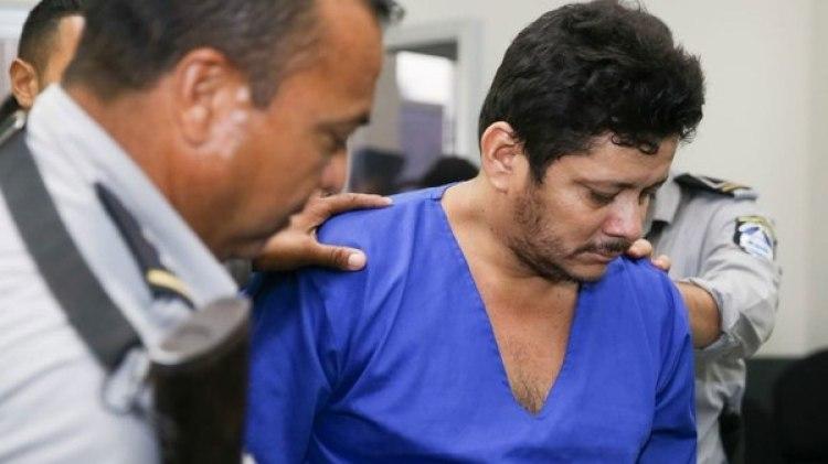 """El líder campesino Medardo Mairena fue apresado el 13 de julio, cuando estaba por viajar a Estados Unidos y fue acusado de """"terrorista"""", entre otros cargos."""